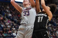 NCAA Women's Basketball - UConn 93 vs. UCF 57 (49)