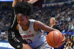 NCAA Women's Basketball - UConn 93 vs. UCF 57 (52)
