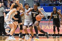 NCAA Women's Basketball - UConn 93 vs. UCF 57 (53)