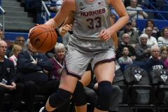 NCAA Women's Basketball - UConn 93 vs. UCF 57 (54)