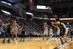 NCAA Women's Basketball - UConn 93 vs. UCF 57 (57)