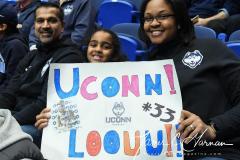 NCAA Women's Basketball - UConn 93 vs. UCF 57 (6)