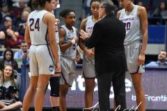 NCAA Women's Basketball - UConn 93 vs. UCF 57 (60)