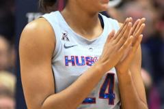 NCAA Women's Basketball - UConn 93 vs. UCF 57 (61)