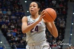 NCAA Women's Basketball - UConn 93 vs. UCF 57 (63)