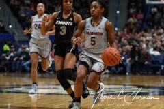 NCAA Women's Basketball - UConn 93 vs. UCF 57 (66)