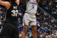 NCAA Women's Basketball - UConn 93 vs. UCF 57 (68)