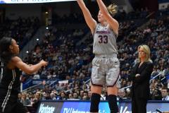 NCAA Women's Basketball - UConn 93 vs. UCF 57 (69)