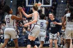 NCAA Women's Basketball - UConn 93 vs. UCF 57 (72)