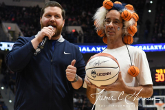 NCAA Women's Basketball - UConn 93 vs. UCF 57 (75)