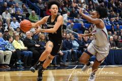 NCAA Women's Basketball - UConn 93 vs. UCF 57 (79)