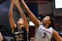 NCAA Women's Basketball - UConn 93 vs. UCF 57 (82)