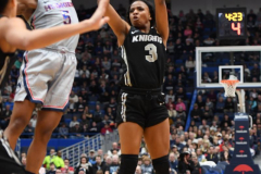 NCAA Women's Basketball - UConn 93 vs. UCF 57 (91)