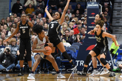 NCAA Women's Basketball - UConn 93 vs. UCF 57 (92)