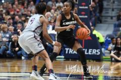 NCAA Women's Basketball - UConn 93 vs. UCF 57 (95)