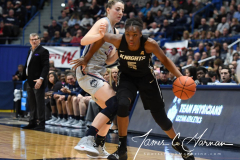 NCAA Women's Basketball - UConn 93 vs. UCF 57 (96)