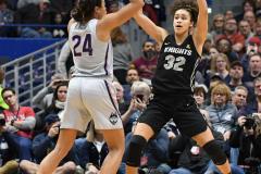NCAA Women's Basketball - UConn 93 vs. UCF 57 (97)