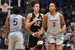 NCAA Women's Basketball - UConn 93 vs. UCF 57 (98)