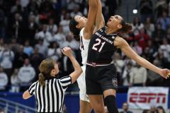 NCAA Women's Basketball - UConn 97 vs. South Carolina 79 (19)