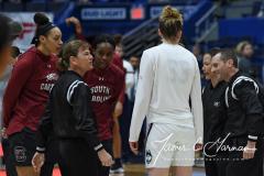NCAA Women's Basketball - UConn 97 vs. South Carolina 79 (2)