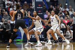 NCAA Women's Basketball - UConn 97 vs. South Carolina 79 (44)