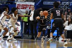 NCAA Women's Basketball - UConn 97 vs. South Carolina 79 (47)