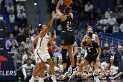 NCAA Women's Basketball - UConn 97 vs. South Carolina 79 (50)
