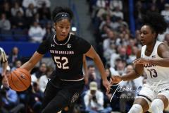 NCAA Women's Basketball - UConn 97 vs. South Carolina 79 (51)