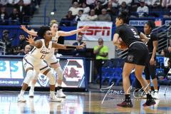NCAA Women's Basketball - UConn 97 vs. South Carolina 79 (55)