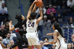 NCAA Women's Basketball - UConn 97 vs. South Carolina 79 (58)