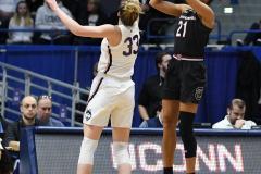 NCAA Women's Basketball - UConn 97 vs. South Carolina 79 (60)