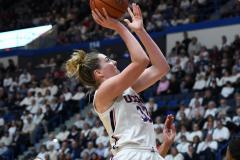 NCAA Women's Basketball - UConn 97 vs. South Carolina 79 (61)