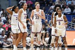 NCAA Women's Basketball - UConn 97 vs. South Carolina 79 (69)