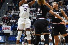 NCAA Women's Basketball - UConn 97 vs. South Carolina 79 (72)