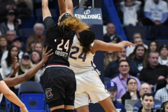 NCAA Women's Basketball - UConn 97 vs. South Carolina 79 (74)