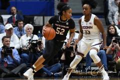 NCAA Women's Basketball - UConn 97 vs. South Carolina 79 (80)