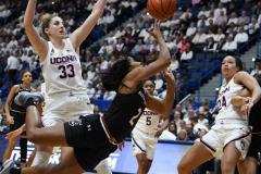 NCAA Women's Basketball - UConn 97 vs. South Carolina 79 (85)