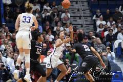 NCAA Women's Basketball - UConn 97 vs. South Carolina 79 (87)