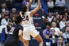 NCAA Women's Basketball - UConn 97 vs. South Carolina 79 (88)