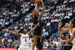 NCAA Women's Basketball - UConn 97 vs. South Carolina 79 (90)