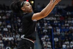 NCAA Women's Basketball - UConn 97 vs. South Carolina 79 (92)