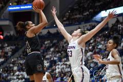 NCAA Women's Basketball - UConn 97 vs. South Carolina 79 (94)