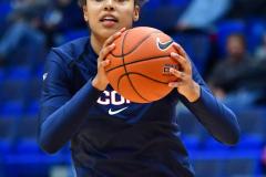 NCAA Women's Basketball; UConn vs. Seton Hall - Photo # 006