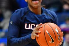 NCAA Women's Basketball; UConn vs. Seton Hall - Photo # 008