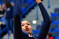 NCAA Women's Basketball; UConn vs. Seton Hall - Photo # 014