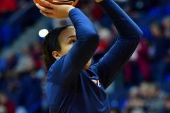 NCAA Women's Basketball; UConn vs. Seton Hall - Photo # 053