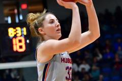 NCAA Women's Basketball; UConn vs. Seton Hall - Photo # 083