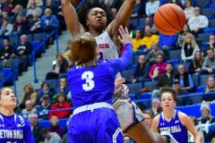 NCAA Women's Basketball; UConn vs. Seton Hall - Photo # 096