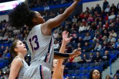 NCAA Women's Basketball; UConn vs. Seton Hall - Photo # 104