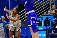 NCAA Women's Basketball; UConn vs. Seton Hall - Photo # 121